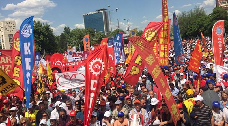 1 Mayıs Birlik, Mücadele ve Dayanışma Günü: Şimdi söz işçide