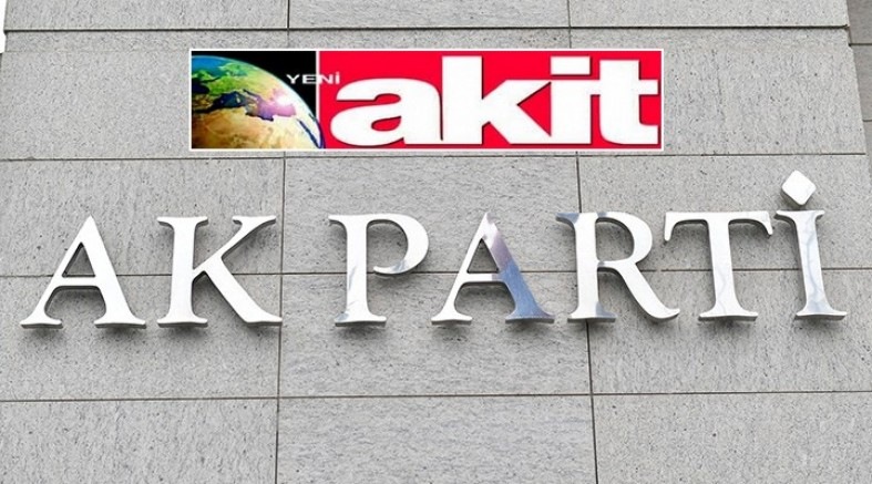 AKP'li vekilden Yeni Akit'e: Paçavra