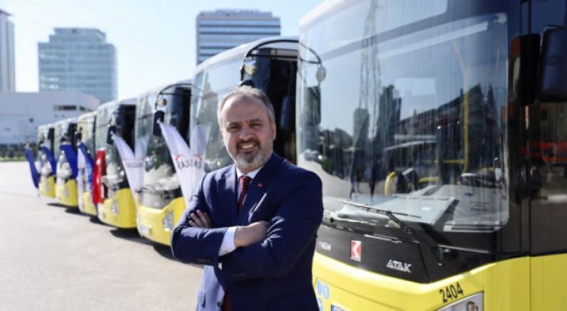 Bursa'da toplu taşımaya zam; Yarın başlıyor