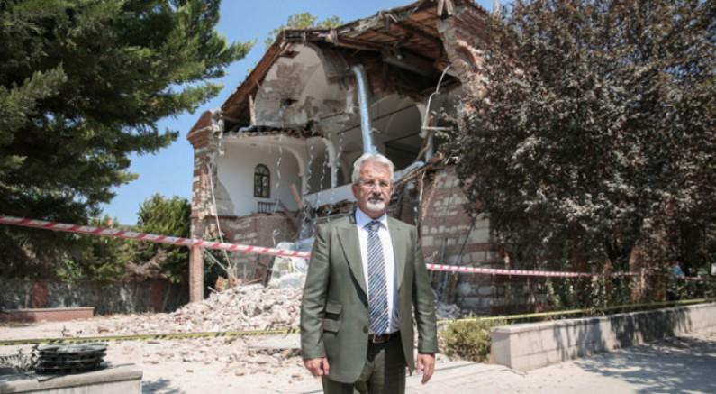 CHP'li Belediye'nin elinden aldılar,bakımsızlıktan yıkıldı
