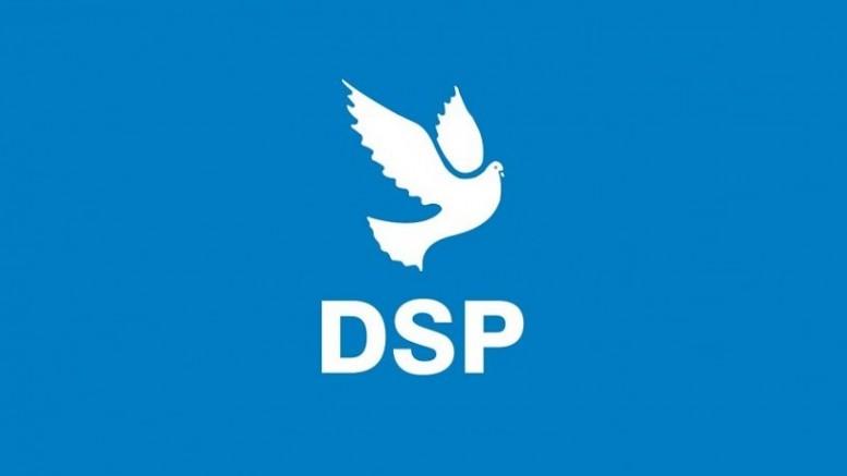 DSP'den YSK'nın kararıyla ilgili ilk açıklama geldi!