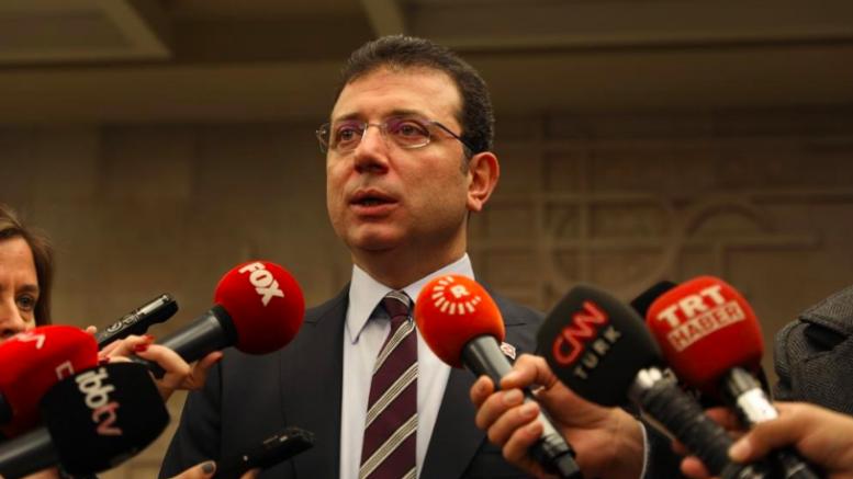 Hürriyet ve Sabah'tan Ekrem İmamoğlu'na sansür