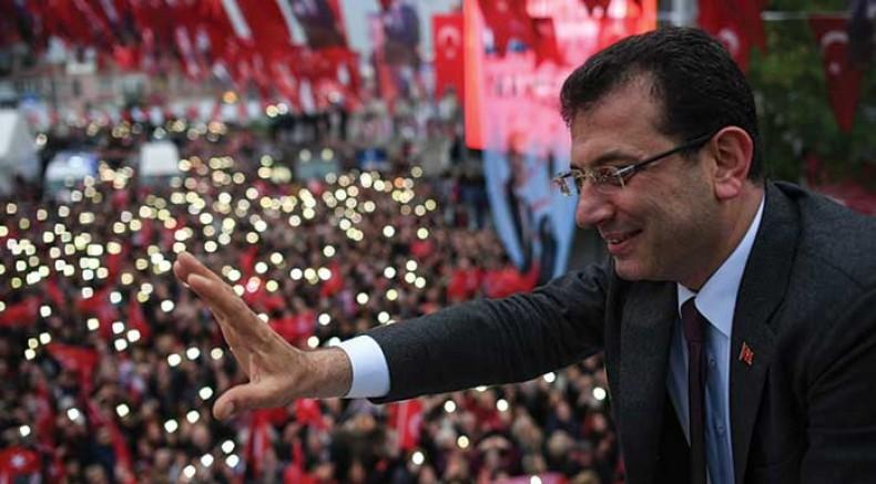 İmamoğlu'ndan AKP'ye: İlçelerdeki oylar pırıl pırıl, büyükşehirdeki şaibeli öyle mi?