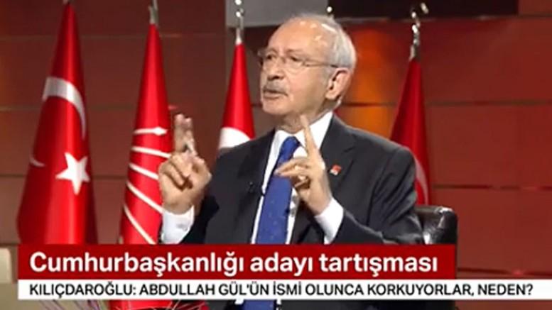 Kılıçdaroğlu: O antlaşma imzalanmazsa Erdoğan koltukta oturmaz