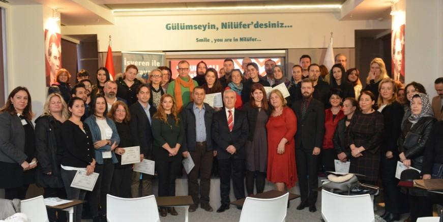 Nilüfer Belediyesi'nden iş arayanlara destek