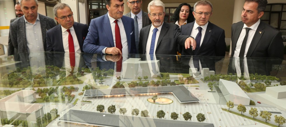 Ortak hedef Bursa'ya hizmet