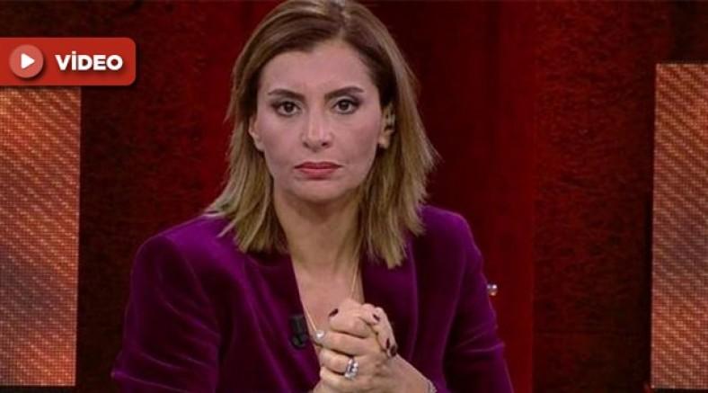Selvi canlı yayında küfür edince Hande Fırat panikledi: