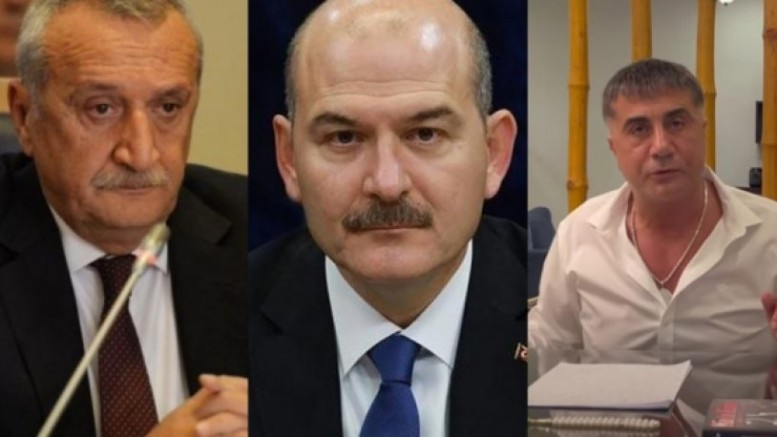 Süleyman Soylu görevden mi alınacak? Yılmaz Özdil'den çarpıcı Sedat Peker paylaşımı