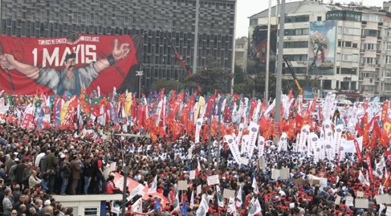 Taksim Meydanı için yapılan 1 Mayıs başvurusu reddedildi