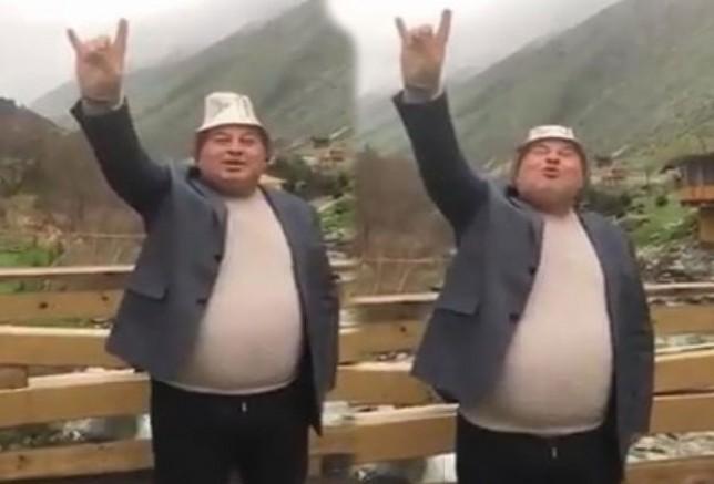 Tanrı Dağı'nda uluyan MHP'li Cemal Enginyurt yeni hedefini açıkladı