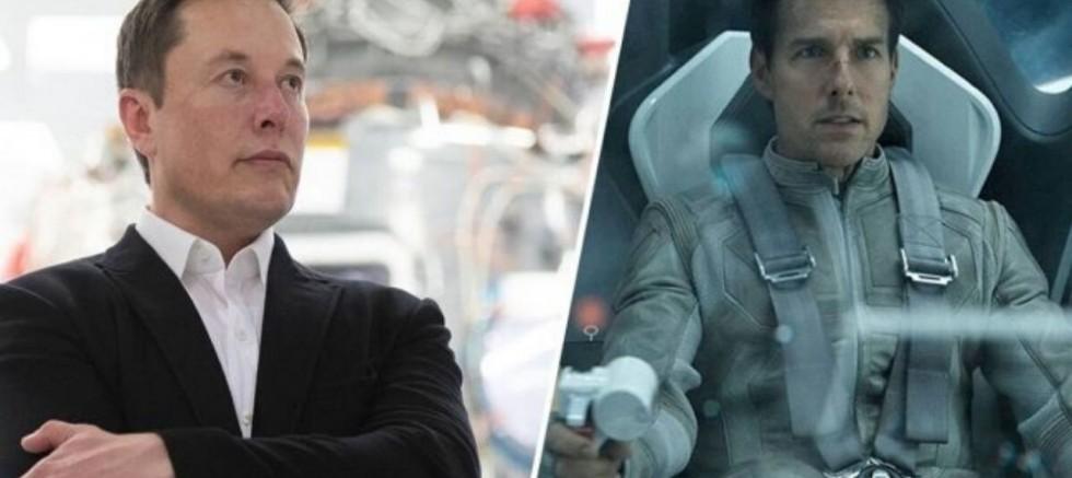 Tom Cruise ve Elon Musk'ın filmine NASA'nın yorumu