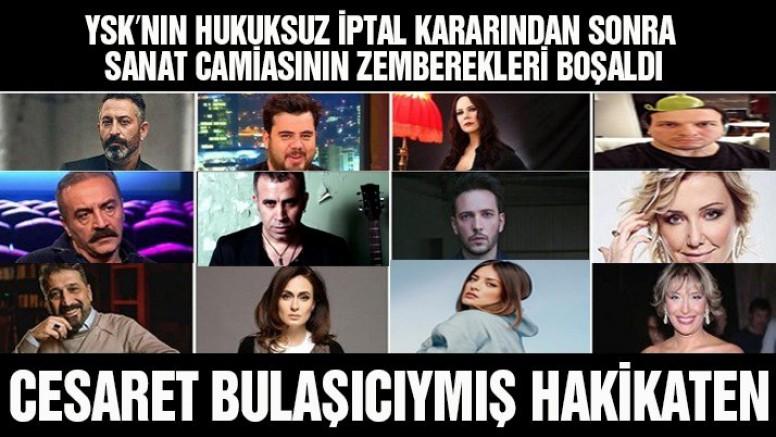 YSK İstanbul seçimlerini iptal etti, ünlü isimler sosyal medyadan tepki gösterdi| Son dakika
